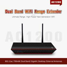 Netgear EX6200 AC1200 Dual Band 2.4GHz&5GHz Gigabit Wifi Range Extender Repeater