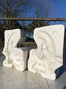 Vintage Ceramic Mold Slip casting  Cast Rare 1994 Gare FAIRY 2756
