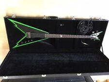 Dean Dime Razorback V Bass Guitar