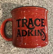 Trace Adkins Coffee Mug Nashville Tennessee 16 Oz