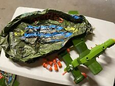 Vintage Teenage Mutant Ninja Turtles TMNT 1988 Turtle Blimp Vehicle (2)
