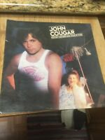 John Cougar; Nothin Matters And What If It Did -LP 1980 RIVA RVL7403
