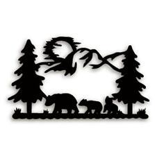 Metal Cutting Dies Forest Animals DIY Scrapbooking Embossing Stencil Template