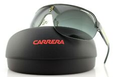 HOT NEW Authentic CARRERA Sunglasses TOPCAR 1 Black Crystal Yellow Shield KBNPT