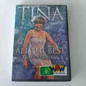 Tina Turner: All the Best - The Live Collection (DVD, 2005) Region Free NEW