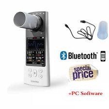 Digital Spirometer Lung Breathing Diagnostic Vitalograph Spirometry Bluetooth Pc