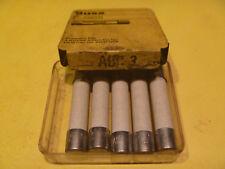 BUSS ABC 3 amp 250 volt GLASS FUSE