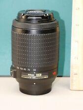 Nikon DX VR AF-S Nikkor 55-200mm 1:4.5-5.6 G ED Lens