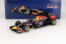 Sebastian Vettel Infiniti Red Bull Racing RB10 #1 Formel 1 2014 1:18 Minichamps