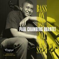 PAUL-QUARTET- CHAMBERS - BASS ON TOP+2   VINYL LP NEU