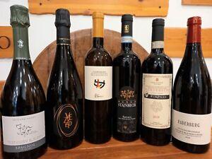 Wine Box  Italia Vignaioli FIVI  6 bottiglie miste lt 0,75 bianco-rosso-spumante