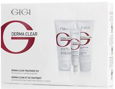 GIGI Derma Clear Treatment Kit/Set - 3 Products