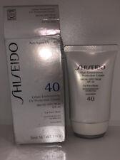 Shiseido Urban Environment UV Protection Cream SPF40 1.9oz New In Box As Picture