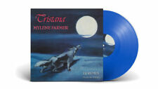 "Mylène Farmer 12"" Tristana (DJ Remix) - Edition 2018, Tirage Limité, Vinyle Bleu"