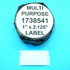 500 MULTIPURPOSE Labels fit DYMO 1738541 - BPA Free