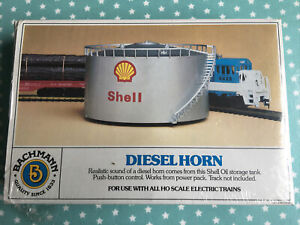 Bachmann American Railroad HO scale Shell Diesel Horn Fuel Dome Sealed New