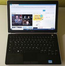 """Dell Latitude E6220  12,5""""/ Intel i3  2.20GHz, 4GB RAM, 500GB HDD , HDMI , Win10"""