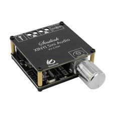 MINI Bluetooth 5.0 Wireless Audio Digital Power amplifier Stereo board 20Wx2