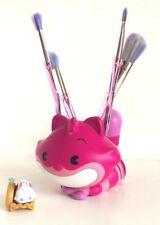 Disney Alice In Wonderland Cheshire Cat Accessory Holder & Make-up Brush Set