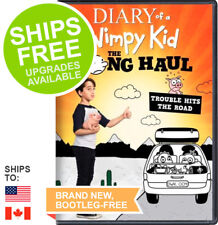 Diary of a Wimpy Kid The Long Haul Trouble Hits the Road (DVD, 2017) NEW