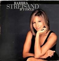 IF I COULD : BARBRA STREISAND - [ CD SINGLE ]
