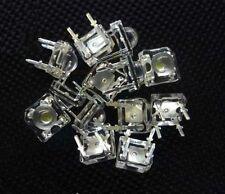 50 pcs 5mm 4pin Piranha LED Yellow Super Bright LED light NEW