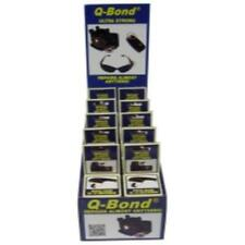K Tool International KTI90003 Q-bond Adhesive Kit, 10 Pack With Display