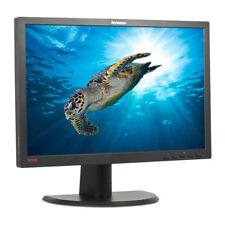 "Lenovo ThinkVision LT2452p TFT Monitor gebraucht 61cm 24"" IPS WUXGA DVI A-WARE"