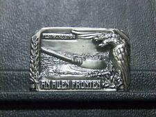 Pin An Allen Fronten Festartillerieregiment Panzer - 3,5 x 2,5 cm
