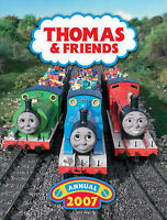 """""""VERY GOOD"""" Thomas and Friends Annual 2007, Anon, Book"""