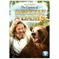 The Capture of Grizzly Adams New DVD! Ships Fast!