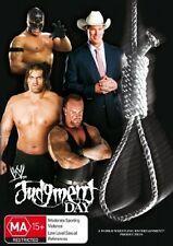 WWE - Judgement Day (DVD, 2006)