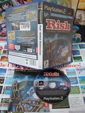 Playstation 2 PS2:Risk - Global Domination [TOP & 1ERE EDITION] COMPLET - Fr