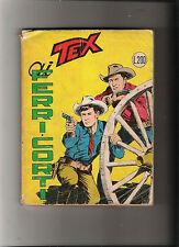 TEX TRE STELLE  - -    N 65  £ 200 - AI FERRI CORTI  - DISCRETO