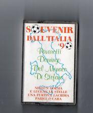musicassetta - paolo conte - souvenir dall'italia 90 -
