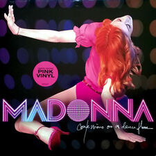 Confessions on a Dance Floor [PA] by Madonna (Vinyl, Mar-2006, 2 Discs, Warner Bros.)