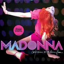Madonna-Confessions su una pista da ballo - 2 x Rosa Vinile Lp * NUOVO E SIGILLATO *