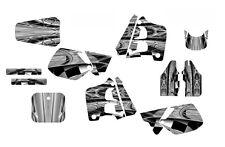 1991 1992 CR125 CR250 graphics for Honda CR 125 250 deco kit NO2001 metal