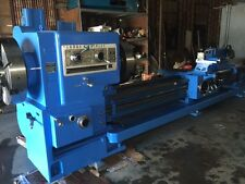 """36"""" x 144"""" Lodge & Shipley Hollow Spindle Engine Lathe Taper Attach 4-jaw Chucks"""