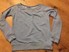 Blaues Sweatshirt von Primark Größe 34