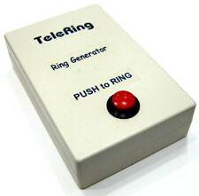 TELEPHONE RING GENERATOR for Testing, displays, props, etcTele Ringer $ q