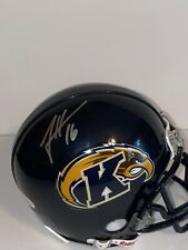 James Harrison Signed Kent State Mini Helmet JSA U58903