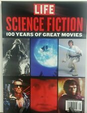 Life Science Fiction 100 Years of Great Movies Star Wars ET FREE SHIPPING sb