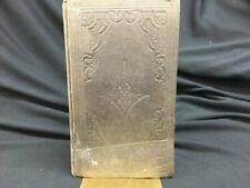 The Stable Book - Management of Horses - John Stewart - 1856 HC - Rare