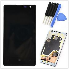 NEW NERO TOUCH SCREEN DIGITIZER DISPLAY LCD COMPLETO PER NOKIA Lumia 1020 NERO