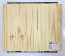 """Ikea IVAR Storage System Solid Pine Shelf 17"""" x 20"""" 703.181.61 - NEW"""