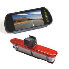 Parking Rear View Camera Kit for Fiat Doblo / Opel Combo / Vauxhall Combo