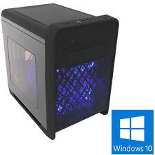 Mega Fast AMD 9600 Quad Core 8gb Ddr4 1tb Gaming PC Computer Zwift Windows 10 K