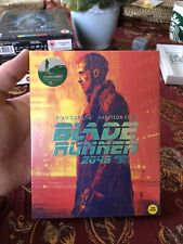 Blade Runner 2049 (3D+2D) Blu-ray Steelbook KimchiDvd Full Slip Ed. Oop/Oos Rare