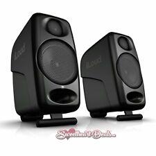 Pair Ik Multimedia iLoud Micro Monitors Wireless Bluetooth Studio Speakers